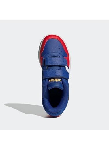 adidas Adidas Erkek Çocuk Günlük Spor Ayakkabı Hoops 2.0 Cmf C Fy9443 Mavi